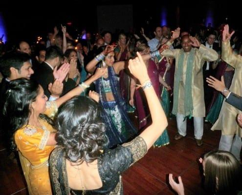 hindi wedding party