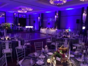 Boston uplighting rental