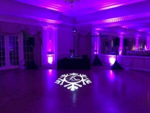 uplighting rental